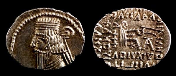 Dracma parto de Vologases III 77405747_vol3