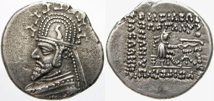 Dracma de Phraates III (70-57 A.C.) Pdc_20819